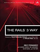 The Rails 3 Way (Addison-Wesley Professional…