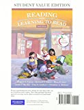 Vacca, Jo Anne L.: Reading and Learning to Read, Student Value Edition (8th Edition)
