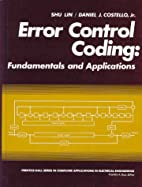 Error Control Coding (2nd Edition) by Shu…
