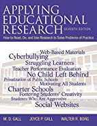 Applying Educational Research: How to Read,…
