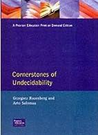Cornerstones of Undecidability C (Prentice…