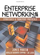 Enterprise Networking: Strategies and…