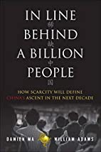 In Line Behind a Billion People: How…