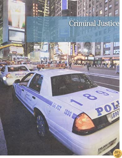 Criminal Justice: A Brief Introduction, Student Value Edition & NEW MyCJLab -- Access Card Package