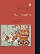 Asian Philosophy by Forrest E. Baird