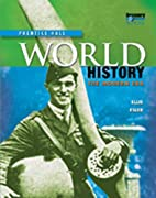 WORLD HISTORY 2011 NATIONAL MODERN STUDENT…