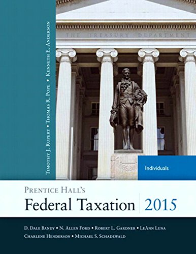 prentice-halls-federal-taxation-2015-individuals-28th-edition