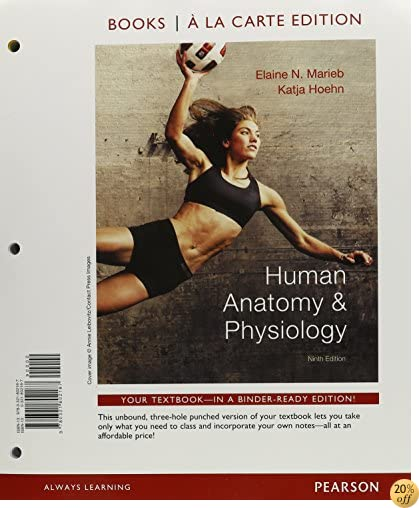 Human Anatomy & Physiology, Books a la Carte, Get Ready for A&P, Brief Atlas of the Human Body, InterActive Physiology 10-System Suite CD-ROM, Mastering A&P with eText and Access Card (9th Edition)