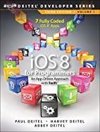 iOS 8 for Programmers: An App-Driven…