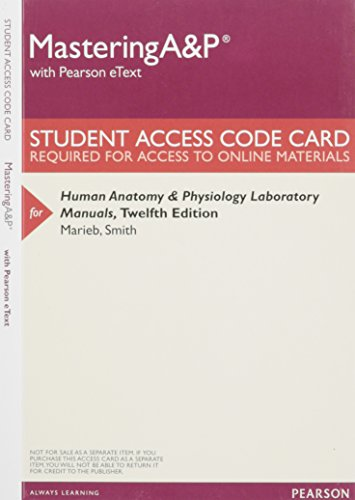 masteringap-with-pearson-etext-valuepack-access-card-for-human-anatomy-physiology-laboratory-manuals