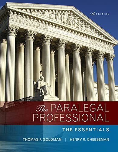 paralegal-professional-the-essentials-the-5th-edition