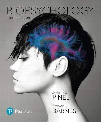 biopsychology-10th-edition