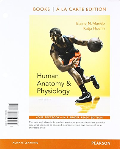 human-anatomy-physiology-books-a-la-carte-edition-physioex-91-cd-rom-human-anatomy-physiology-laboratory-manual-main-versionl-brief-atlas-of-the-human-body-10th-edition