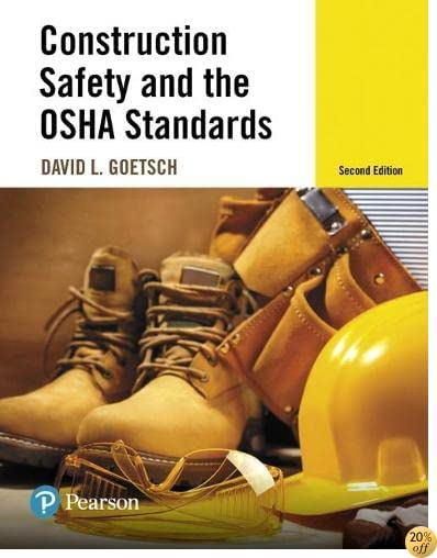 Construction Safety and the OSHA Standards (2nd Edition) (What's New in Trades & Technology)