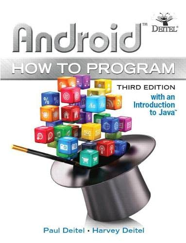 android-how-to-program-3rd-edition