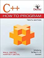 C How to Program (10th Edition) by Paul…