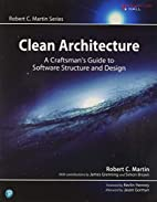 Clean Architecture: A Craftsman's Guide…
