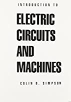 Introduction to Electric Circuits and…