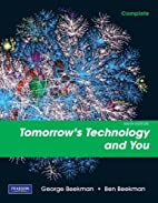 Tomorrow's Technology and You, Complete by…