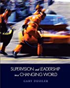 Supervision and Leadership in a Changing…