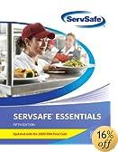 ServSafe Essentials with AnswerSheet Update with 2009 FDA Food Code (5th Edition) (MyServSafeLab Series)