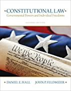 Constitutional Law: Governmental Powers and…
