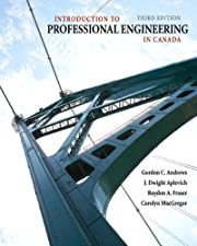 Introduction to Professional Engineering in…