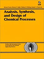 Analysis, synthesis, and design of chemical…