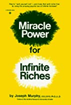 Miracle Power for Infinite Riches by Joseph…