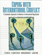 Coping with International Conflict: A…