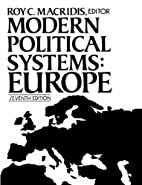 Modern Political Systems: Europe by Roy C.…