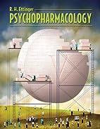 Psychopharmacology by R. H. Ettinger
