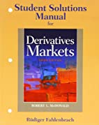 Student Solutions Manual for Derivatives…