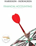 Financial accounting by Walter T. Harrison