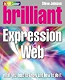 Johnson, Steve: Brilliant Microsoft Expression Web