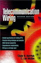 Telecommunication Wiring (The Prentice Hall…