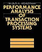 Performance Analysis of Transaction…