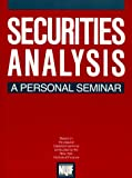 New York Institute of Finance: Securities Analysis: A Personal Seminar