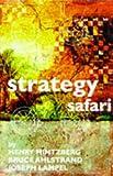 Mintzberg, Henry: Strategy Safari