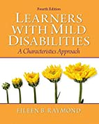 Learners with Mild Disabilities: A…