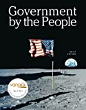Magleby, David B.: Government by the People, Brief Version Value Pack (includes 2008 Election Preview & MyPoliSciLab Pegasus with E-Book Student Access: )