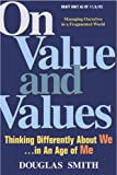 Smith, Douglas: On Value and Values