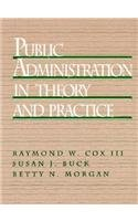Public Administration in Theory and Practice…