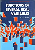 Webb, Jeffrey: Functions of Several Real Variables