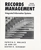 Records Management: Integrated Information…