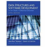 Tremblay, Jean-Paul: Data Structures and Software Development in an Object-Oriented Domain