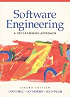 Software Engineering: A Programming Approach…