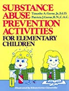 Substance Abuse Prevention Activities for…