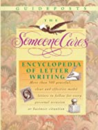 The Someone Cares Encyclopedia of Letter…