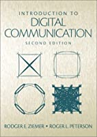 Introduction to Digital Communication (2nd…